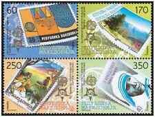 Timbres 50 ans timbres Europa Macédoine 362/5 ** de 2006 lot 9777 - cote : 50 €