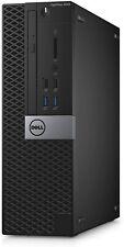 Dell OptiPlex Opti3040-2059SFF Small Desktop Intel Core i5 4GB 500GB Win 7 *NEW*
