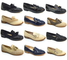 Unbranded Patent Leather Casual Flats for Women