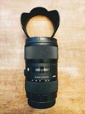 CANON SIGMA 18-35mm f1.8 DC ART Canon  Lens #FAST SHIPPING