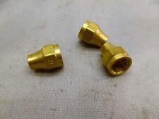 Parker Flare Nut 41FS-4 Lot of 3