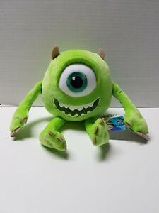 Mike Pixar Disney Plush 9 inch Imports Dragon