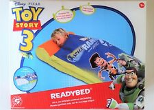 DISNEY TOY STORY Readybed Kids Sleeping Bag Inflatable Air Mattress Ready Bed