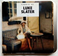 FABRIC 32 - LUKE SLATER - Various Artists Mixed CD Disc, Deluxe Steel Case