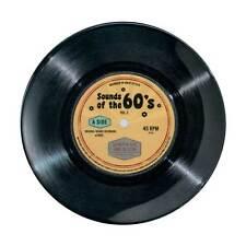 """7"""" Singolo Anni '60 Disco In Vinile Melamina Piatto da Vintage Audio Collezione"""