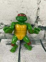 Teenage Mutant Ninja Turtles TMNT 1988 Raphael Turtle Action Figure (SOFT HEAD)