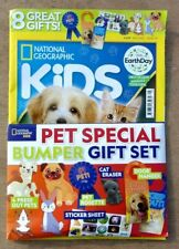 NATIONAL GEOGRAPHIC KIDS MAGAZINE MAY 2020 ~ ~  NEW WITH GIFTS ~ ~