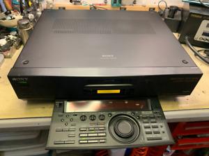 Sony EV-S7000 8mm Hi8 PCM Stereo HiFi Editing VCR RARE ***90 Days Warranty***