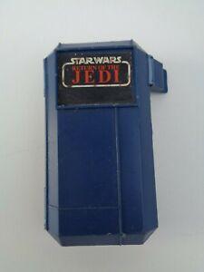 Vintage Star Wars Chewbacca Bandolier Pocket Box Storage Container Original Part
