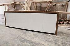 local made tassie oak hardwood timber fairmont buffet/sideboard 5doors 2400mm