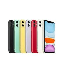 APPLE IPHONE 11, 64 GB, 128 GB, COLORI BLACK-WHITE- RED- YELLOW- GREEN- PURPLE