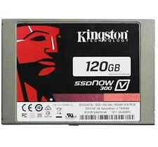 "Kingston 120GB Solid State Drive 2.5inch 2.5"" SSD V300 SSDnow Solid-State SATA3"