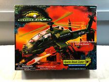 Trendmasters Godzilla Apache Attack Copter MISB SEALED Blast Open Capture Net