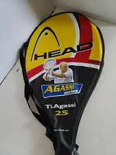 Ti Agassi 25 Series Tennis Racquet by Head W/Cover