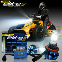 LED Headlight Conversion Kit for Can-Am Spyder RT RT-S RT Limited Low/High
