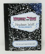 Monster High Howleen Wolf Sister Pack Replacement Diary