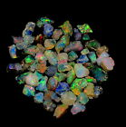 100%Natural Super A,AA,AAA Welo Fire Ethiopian Opal Rough Wholesale Gemstone