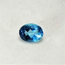 Natural London Blue Topaz Oval Cut 4.05 Cts 11x9 MM Natural Loose Gemstone