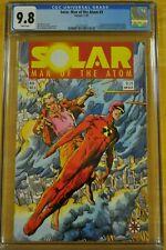 SOLAR #3 CGC 9.8 NM/M WP 1ST APPEARANCE HARADA HARBINGER VILLIAN VALIANT COMICS
