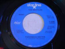 The Beatles Paperback Writer / Rain 1981 MONO 45rpm VG++