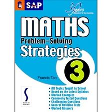 SAP Maths Problem-Solving Strategies Book 3 ( YEARS 3 & 4)