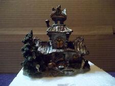 Boyds Bears Bearsylvania Station 2 Piece Figurine W/ Orig Box-Premier Edition
