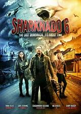 LAST SHARKNADO ITS ABOUT TIME THE [DVD]