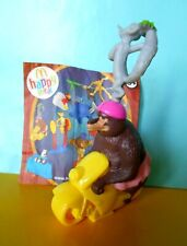 McDonalds Happy Meal  2012 Madagascar 3 Figure in  Moto