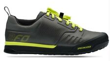 NEW IN BOX Specialized 2FO Flat 2.0 Mountain Bike Shoes US6.5, EU39 Black/Yellow