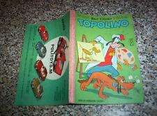 TOPOLINO LIBRETTO N.559 MONDADORI ORIGINALE DISNEY M.BUONO/OTTIMO CON BOLLINO