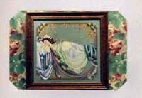 VERY RARE! Mirabilia Sleeping Beauty CrossStitch Chart Nora Corbett (E) Free P&P