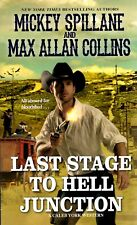 New listing Last Stage to Hell Junction (A Caleb York Western) Mass Market Paperback