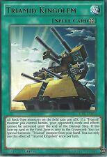 YU-GI-OH RARE: TRIAMID KINGOLEM - TDIL-EN064 - 1st EDITION