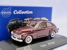 Volvo PV544 (Buckel-Volvo)  1958-1969   dunkelrot   /    IXO/Atlas   1:43