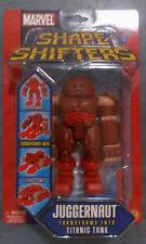 X-MEN Shape Shifters Juggernaut Marvel Toy Biz ToyBiz Titanic Tank 2003 MOC MINT