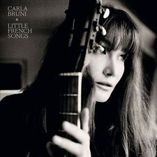 BRUNI CARLA - LITTLE FRENCH SONGS  - CD NUOVO