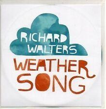 (AA363) Richard Walters, Weather Song - DJ CD