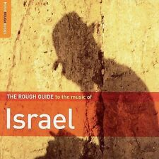~BACK ART MISSING~ Various Artists CD Rough Guide to the Music of Israel