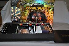 Trivial Pursuit Star Wars Saga Edition DVD Game