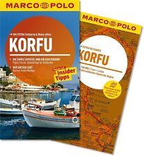 Korfu Griechenland - NEU - mit Extra-Faltkarte und  Reiseatlas Marco Polo