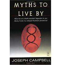 Myths to Live By-ExLibrary