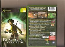 Más allá del bien y el mal Xbox/X Caja