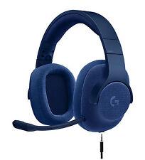 Logitech G433 Blau Kopfbügel Headset für Multi-Plattform