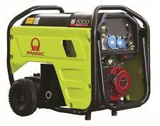 Pramac Generatore corrente 4,8Kw gruppo elettrogeno honda GX270 benzina S5000