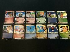 Dragon Ball Z Score TCG Preview Card Lot