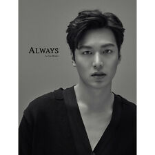 LEE MIN HO-[ALWAYS] Single Album CD+Cover+Photo Book+Polaroid Card K-POP SEALED