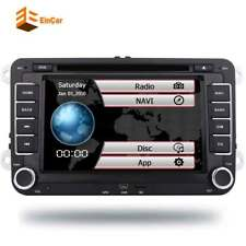 "7"" Autoradio 2DIN Bluetooth GPS Sat Navi DVD Für VW PASSAT GOLF 5 6 POLO Caddy"