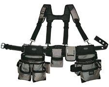 Construction Tool Belt Pouch Suspenders Carpenter Vest Electrician 55135