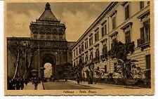 1942 Palermo Porta Nuova Guller dest. Lucca Toscana FP B/N VG ANIM