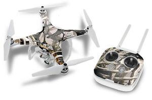 DJI Phantom 3 Drone Wrap RC Quadcopter Decal Sticker Custom Skin Accessory LEGND